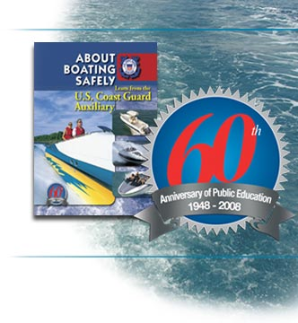 U.S. Coast Guard Auxiliary About Boating Safely